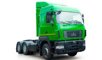 Седельный тягач МАЗ 6430C9-520-020 (ЕВРО 5)